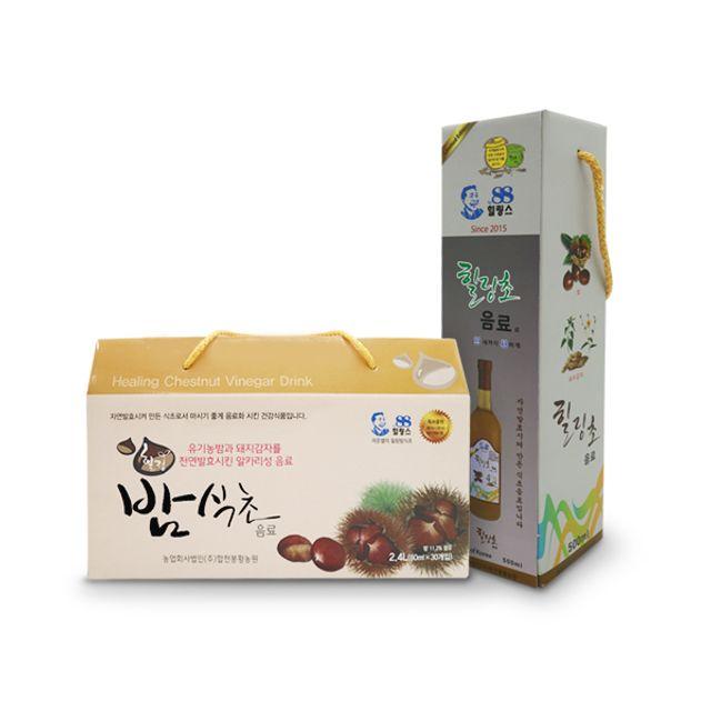 밤식초팩 30팩 1박스 천연식초 발효식초 합천봉황농원