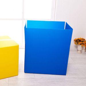 다용도 단프라 정리함 대 블루 10p 색상랜덤 수납
