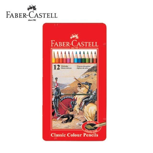 일반색연필 틴 12색 미술학용품