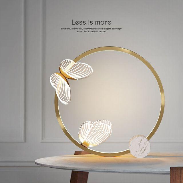 [해외] 인테리어 스텐드 조명 프 북유럽 장식 테이블 램프