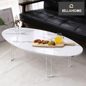벨라홈 LPM 까리노 접이식소파테이블(1200x600 미러형
