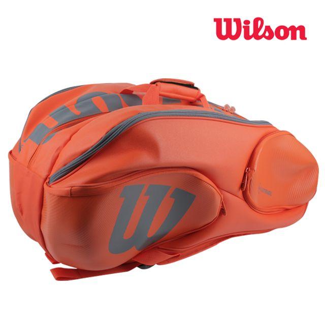 윌슨 VANCOUVER 15PACK 가방 - WRZ849715 테니스가방