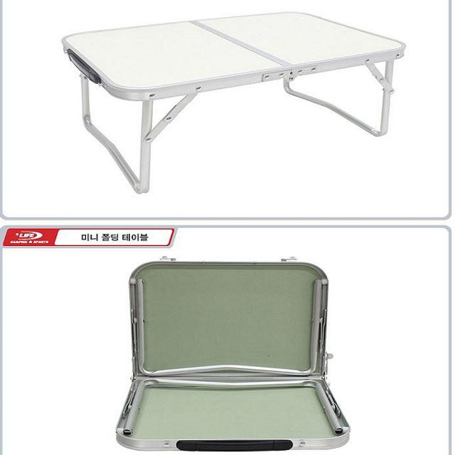 캠핑테이블 NEW 미니 폴딩 테이블 야외테이블