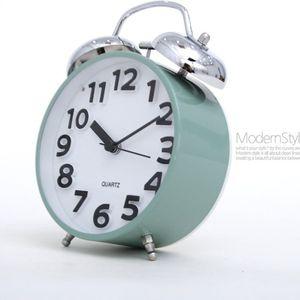 3D 숫자 엔틱 클래식 빈티지 인테리어 알람 시계