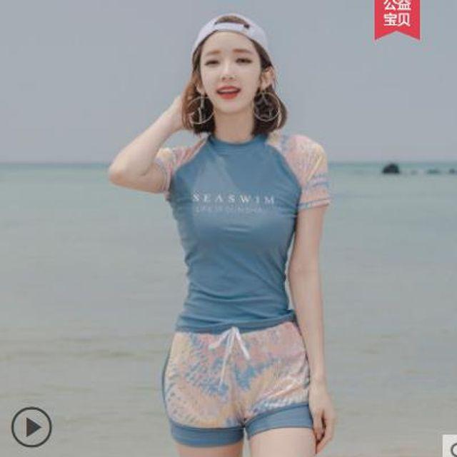 [해외] 비키니 여성수영복 트레이닝수영복7