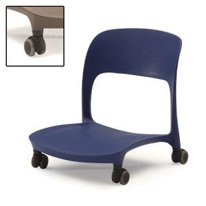 좌식 의자 앉는 책상 등받이 허리편한 컴퓨터 1인용