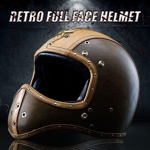 [해외] 원래 커플 오토바이 할리 전체 헬멧
