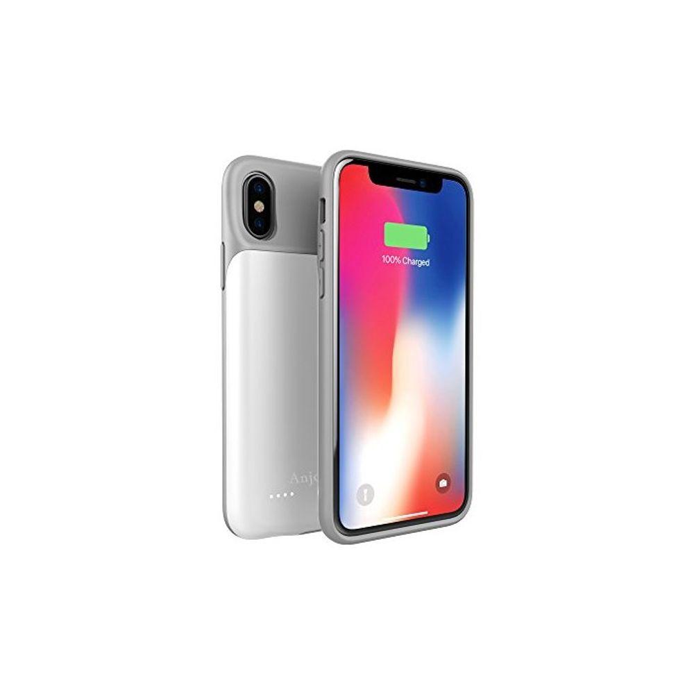 [더산직구]Anjoron 슬림 배터리 케이스 for 아이폰 X 3200mAh/ 영업일기준 5~15일