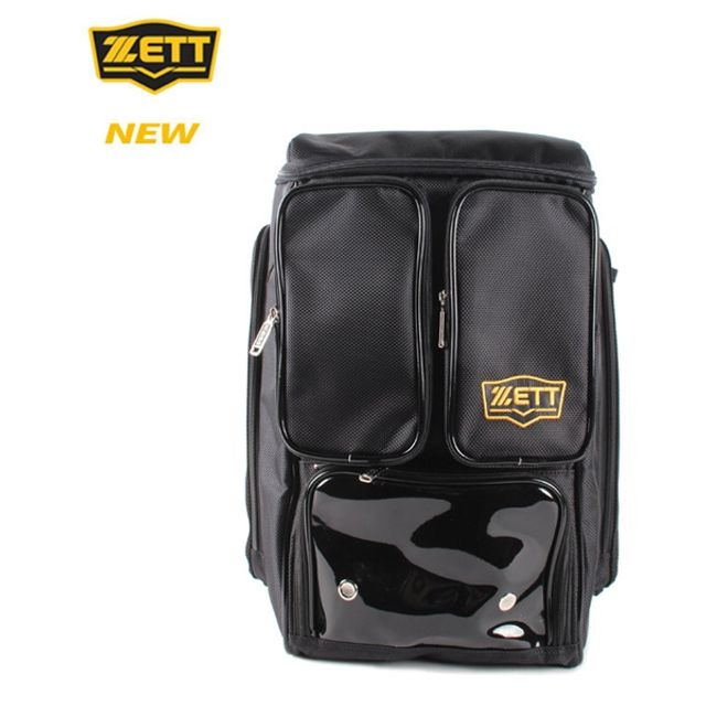 ZETT 제트 BAK-418 1 야구가방 백팩 개인장비 보관