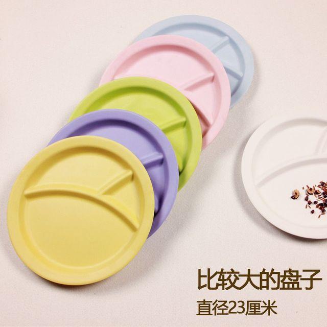 [해외] 주방용품 식판 접시 2 세 이상 얕은 접시