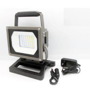 20W 스탠드타입 충전식 LED 작업등 풀세트 SWL-3000RX