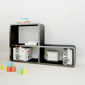 조립식 디자인 책장 공간 활용 인테리어 겸용 수납장