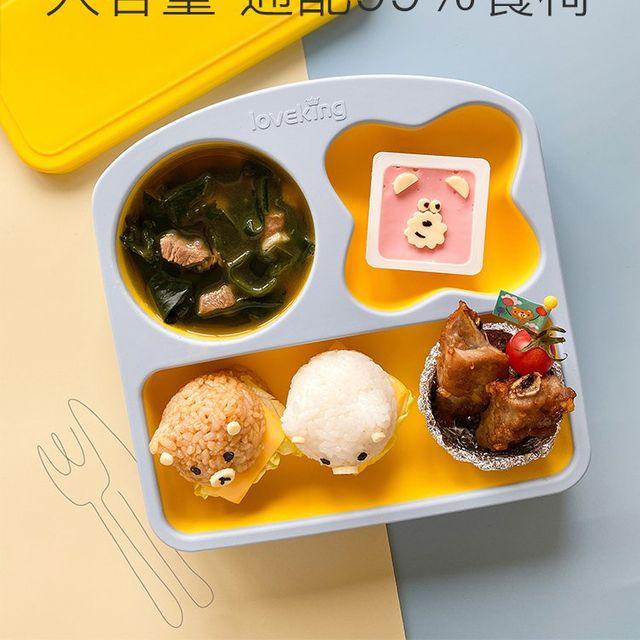 [해외] 주방용품 식판 그릇을 먹는 법을 배웁니다