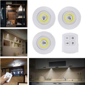 리모트콘트롤 LED벽등 라이트 3개벽등