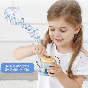 영유아 아동 어린이 감성 뮤직박스 오르골 완구 선물