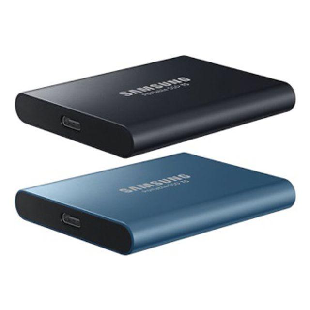 정품인증점 삼성전자 Portable SSD T5 2TB