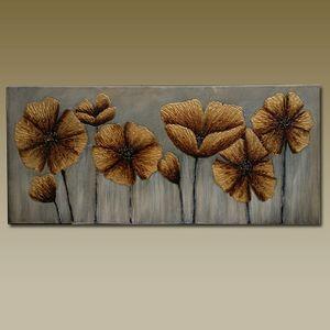 연꽃유화그림액자(1602)