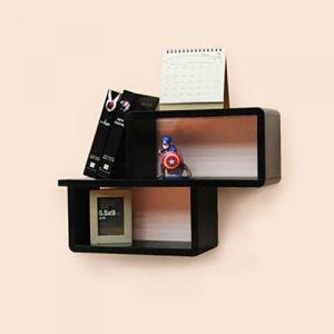 벽걸이 미니 선반 홈데코 진열장 수납 테이블 책상
