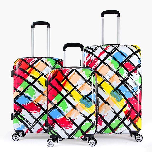 [현재분류명],톡톡튀는 여행 컬러터치캐리어(24),여행캐리어,여행가방,캐리어,캐리어가방