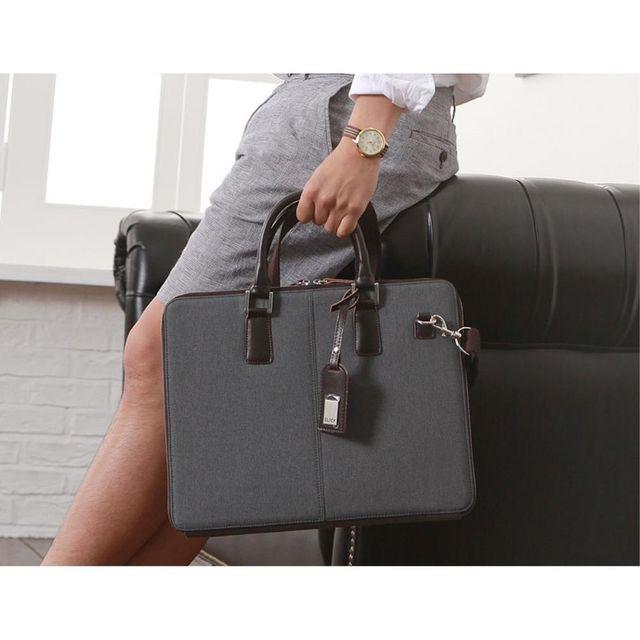W 활동적인 캐주얼 코디용 남성 서류가방 컴퓨터가방