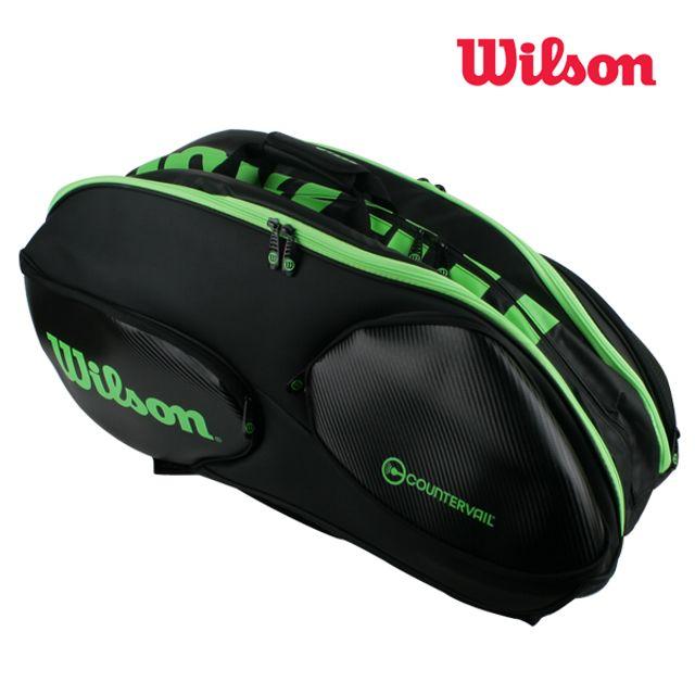 윌슨 벤쿠버 9PACK 가방 - WRZ842709 테니스 가방