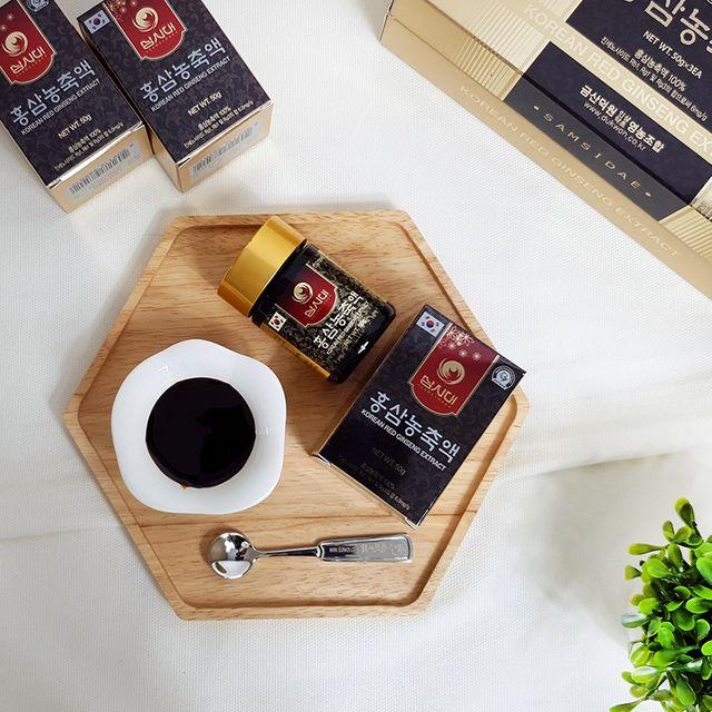 【韩国直邮】(3216)(B) 红参汁浓缩液150g +高级包装袋