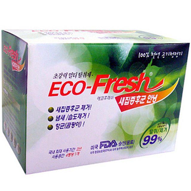 [더산쇼핑]에코후레쉬 새집 증후군 제거제 냄새제거 악취제거 곰팡이 습기제거 자동차냄새제거 판촉물