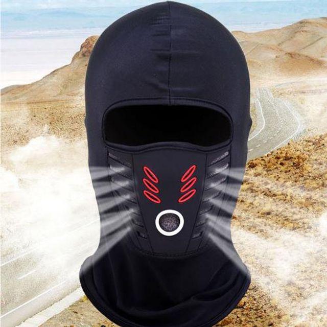 방한워머 기모안감 전면 안전 마스크 방한 바라클라바
