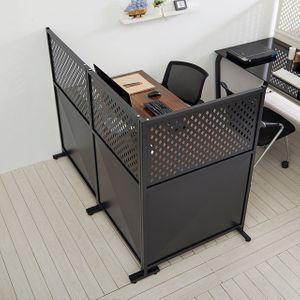 철제 파티션 700 BB13-07 사무실 테이블가림막 칸막이
