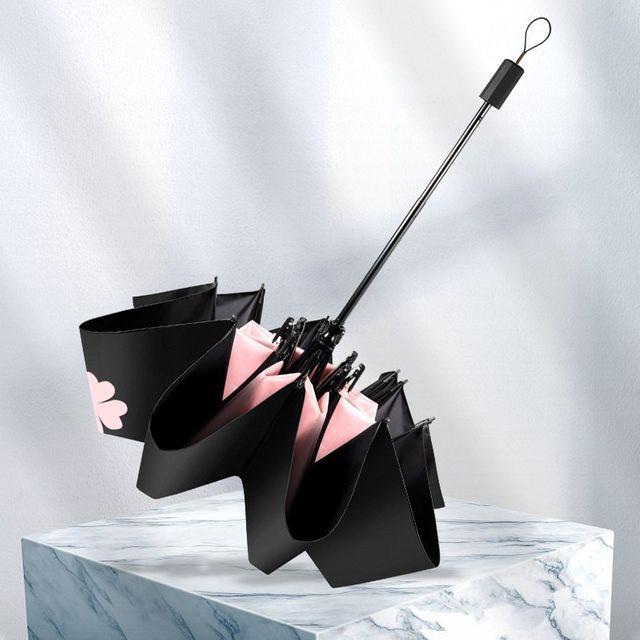 [해외] 패션소품 양산 방수 방풍 량 소형 UPF50 우산