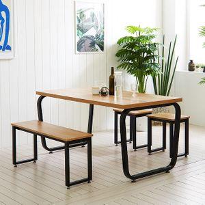 스틸뷰 1500 철제 식탁 테이블