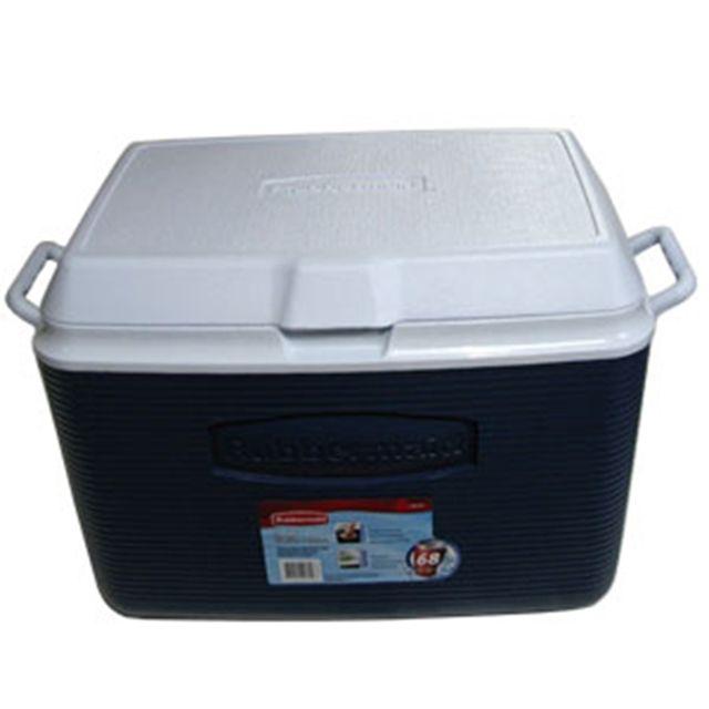 러버 메이드 아이스박스 45.4L 블루 캠핑 낚시 보냉