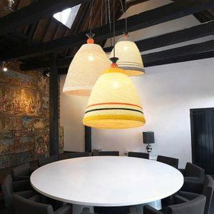 라탄 전등갓 핸드메이드 라탄갓등 인테리어 라탄전등