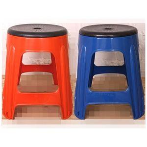 플라스틱회전의자 2개 플라스틱의자 야외의자