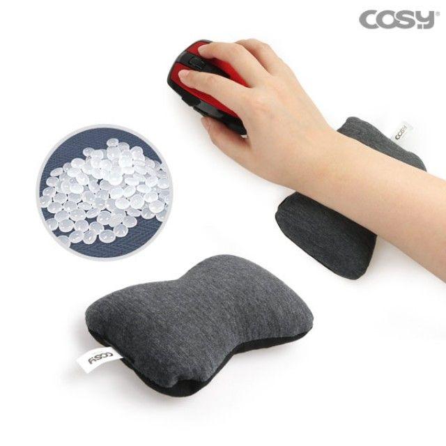비즈마우스손목받침대 마우스받침대 손목보호 양면사용가능 [제작 대량 도매 로고 인쇄 레이저 마킹 각인 나염 실크 uv 포장 공장 문의는 네이뽕]
