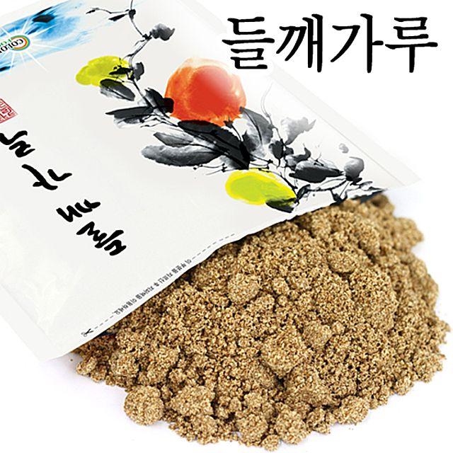 [더산쇼핑]들깨가루 (국산 200g) 들깨가루 들깨 웰빙푸드