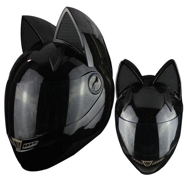 [해외] NITRINOS 고양이와 토끼 귀 헬멧