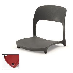 좌식 등받이 의자 앉는 책상 허리편한 1인용 업소용