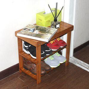 MSL 원목벤치신발장 우드신발장 신발거치대 수납장