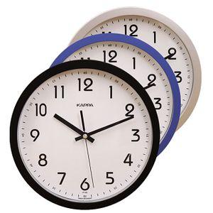 카파벽시계_IP186_저소음_벽시계_원목시계_방수시계