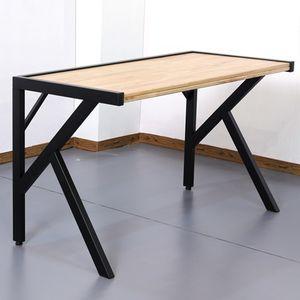 심플라인 참죽 원목 테이블 1500