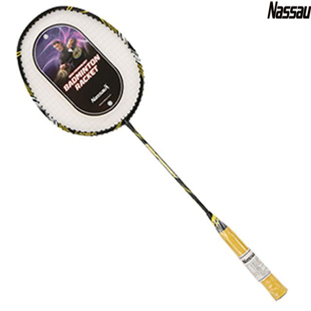낫소스포츠 FULL Carbon 배드민턴라켓 B0630