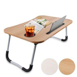 베드테이블 컵홀더 스마트거치대 다용도 접이식 책상