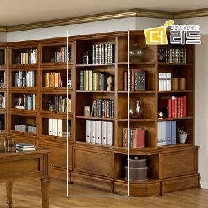 에이스 자작나무원목 오픈형 책장