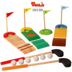 어린이 스포츠 완구 브알라 골프연습세트