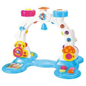 유아 아기 체육관 멜로디 사운드 촉감 시각 발달 놀이