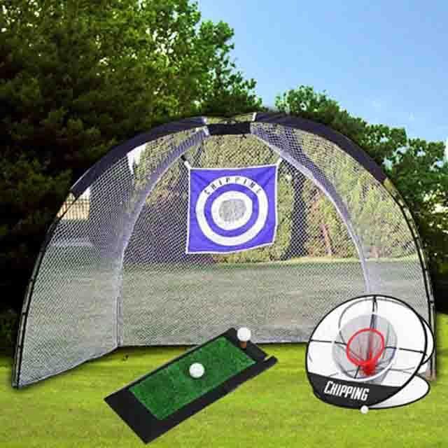 골프 연습용품 풀세트 스윙연습매트 세트 골프연습기