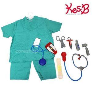 캐스B 플레이 역할의상 외과수술의사