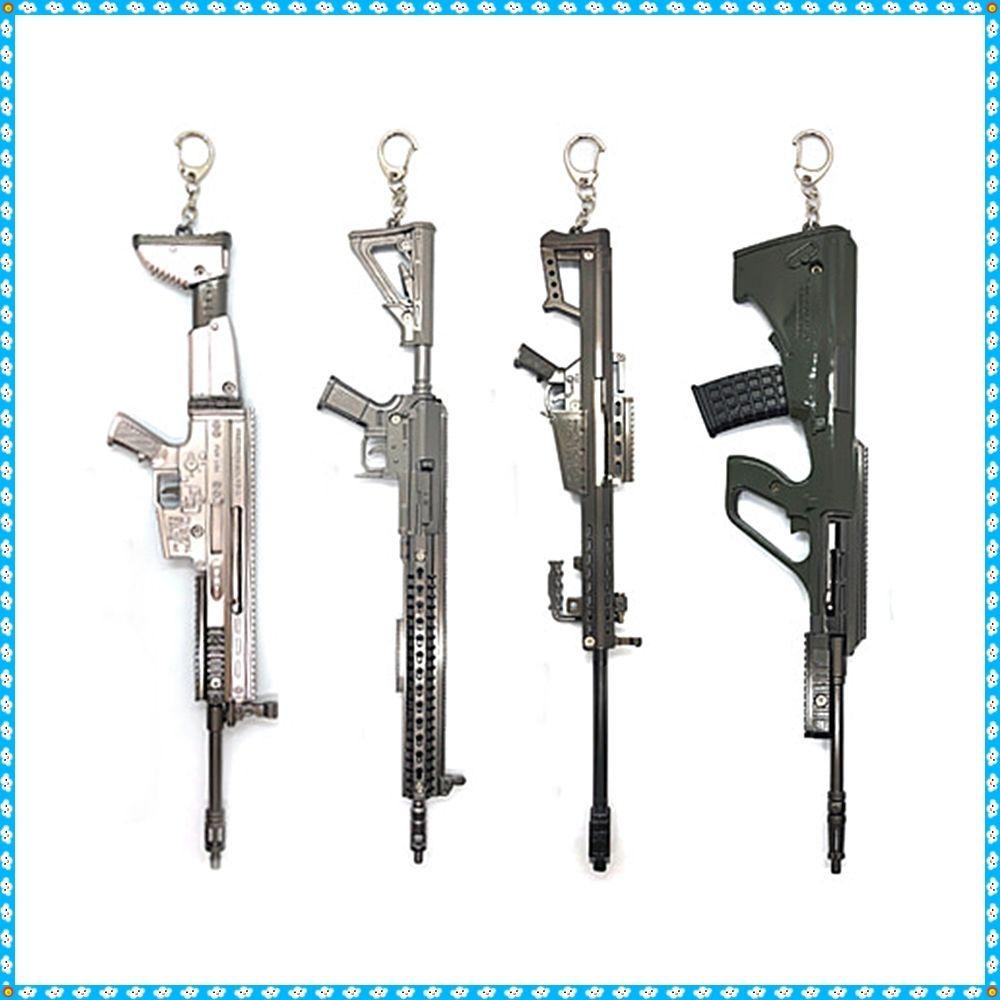 총,열쇠고리,4종(대),캐릭터상품,생활잡화,기타재화