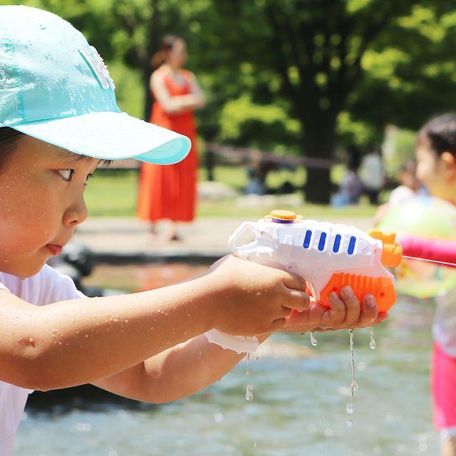 트리거워터건(2개) 물총 여름완구 물총축제 여름완구